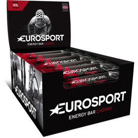 Eurosport nutrition Energy Bar Box 20 x 45g, cherry